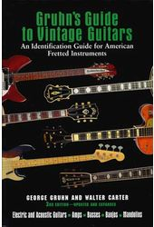 Guitars - Gruhn's Guide To Vintage Guitars, 3rd