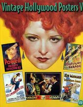Movie Posters - Vintage Hollywood Posters V