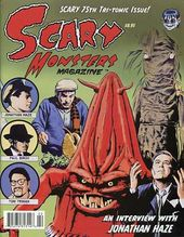 Scary Monsters Magazine #75