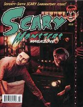 Scary Monsters Magazine #76