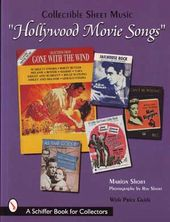 Hollywood Movie Songs: Collectible Sheet Music