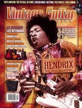 Vintage Guitar - Volume #25, Issue #2