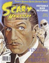 Scary Monsters Magazine #32