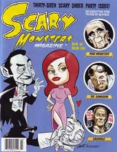 Scary Monsters Magazine #36