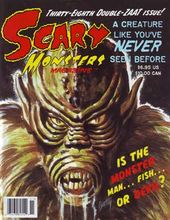 Scary Monsters Magazine #38