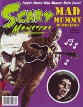 Scary Monsters Magazine #39