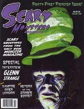 Scary Monsters Magazine #41