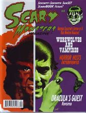 Scary Monsters Magazine #77