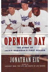 Baseball - Jackie Robinson: Opening Day - The