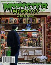 Monster Memories #19 (2011 Scary Monsters