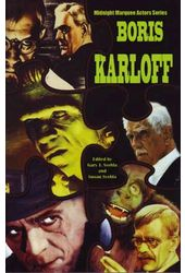 Boris Karloff - Midnight Marquee Actors Series