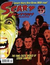 Scary Monsters Magazine #79
