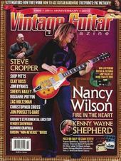 Vintage Guitar - Volume #25, Issue #12