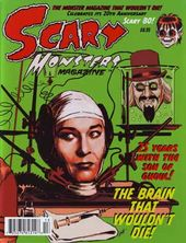 Scary Monsters Magazine #80
