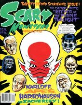 Scary Monsters Magazine #22