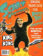 Scary Monsters Magazine #25