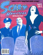 Scary Monsters Magazine #26