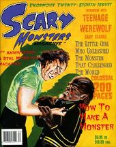 Scary Monsters Magazine #28