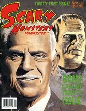 Scary Monsters Magazine #31