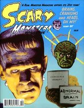 Scary Monsters Magazine #81