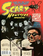Scary Monsters Magazine #82