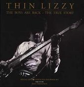 Thin Lizzy - The Boys Are Back: The True Story