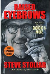 Groucho Marx - Raised Eyebrows: My Years Inside