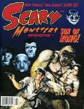 Scary Monsters Magazine #83