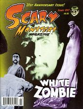 Scary Monsters Magazine #84