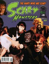 Scary Monsters Magazine #93
