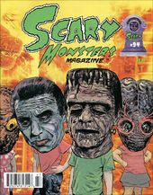 Scary Monsters Magazine #94
