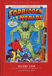 Forbidden Worlds: Volume #4 (July 1953 to January