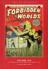 Forbidden Worlds: Volume #6 (September 1954 to