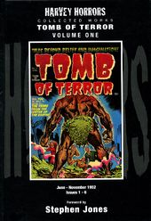 Tomb of Terror: Volume #1 (June to November 1952,