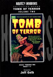 Tomb of Terror: Volume #2 (January to September