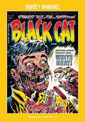Harvey Horrors - Black Cat Mystery Comics, Volume