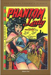 Phantom Lady: Volume #2
