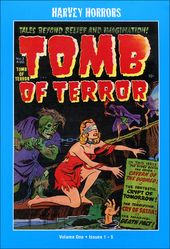 Tomb of Terror: Volume #1 (Issues 1 - 5)
