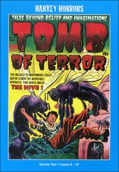 Tomb of Terror: Volume #2 (Issues 6 - 10)