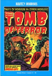 Tomb of Terror: Volume #3 (Issues 11 - 16)