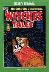 Witches Tales: Volume #1 (Issues 1 - 5)