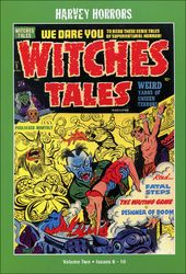 Witches Tales: Volume #2 (Issues 6 - 10)