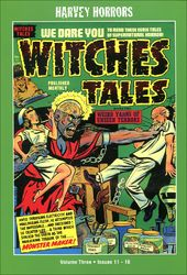 Witches Tales: Volume #3 (Issues 11 - 16)