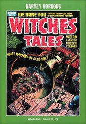 Witches Tales: Volume #5 (Issues 23 - 28)