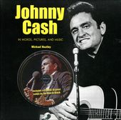 Johnny Cash in Words, Pictures, and Music (Book +