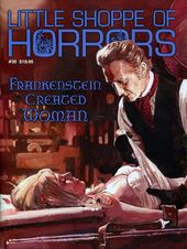 Little Shoppe of Horrors - Issue #35
