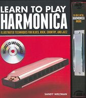Learn to Play Harmonica: Illustrated Techniques