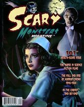 Scary Monsters Magazine #101