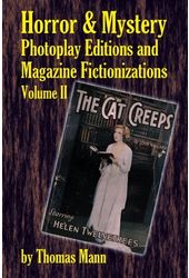 Horror & Mystery Photoplay Editions and Magazine