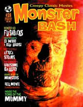 Monster Bash Magazine #28